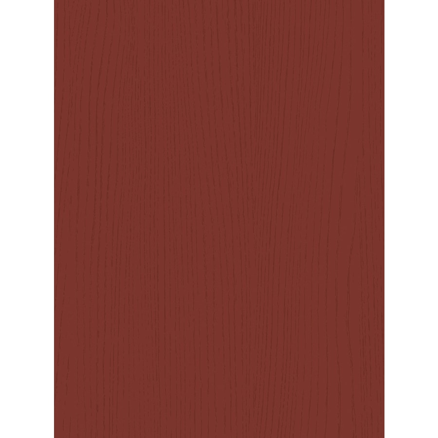 Wilsonart 36-in x 96-in Red Barn Softgrain Laminate Kitchen Countertop Sheet
