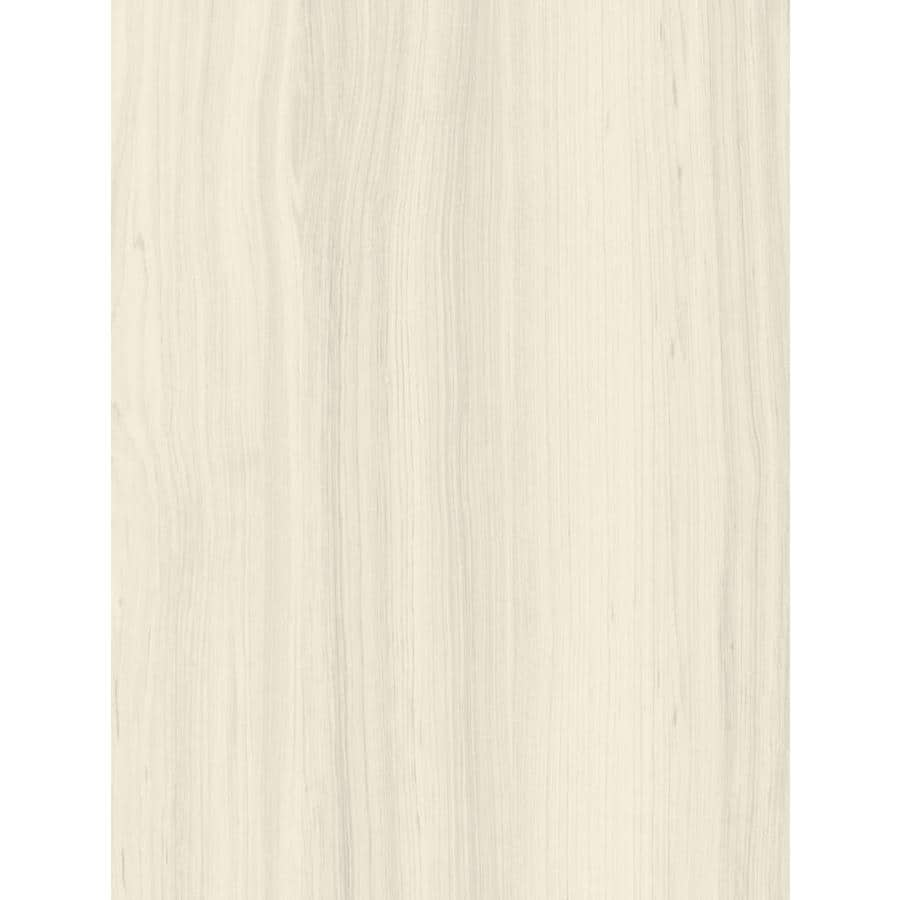 Wilsonart White Cypress Softgrain Laminate Kitchen Countertop Sample