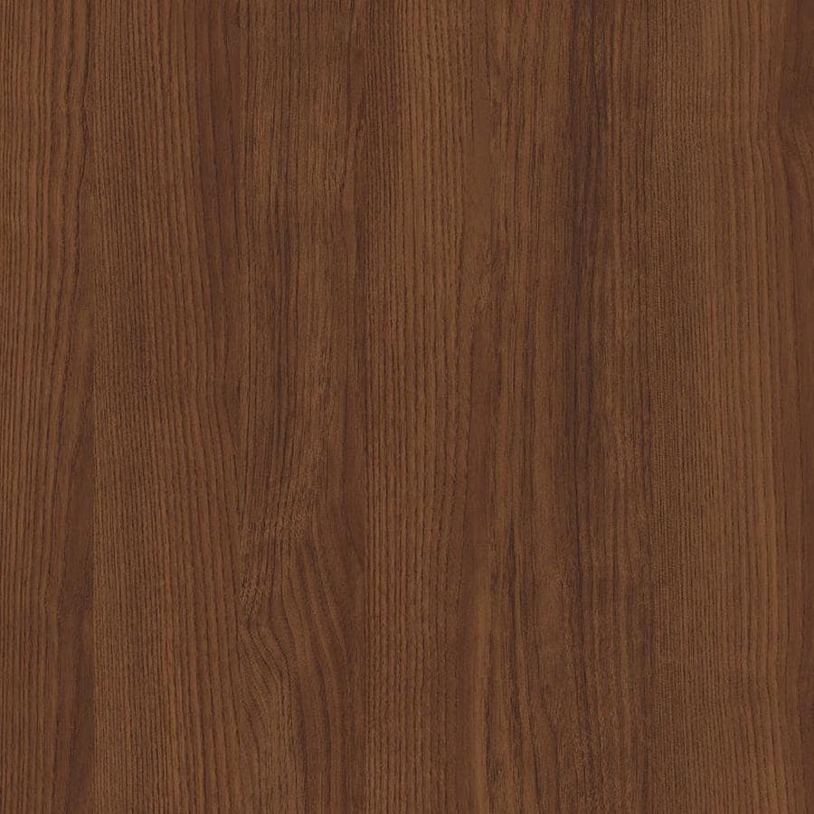 Shop wilsonart standard 48 in x 120 in lowell ash fine velvet texture laminate kitchen for Laminate sheet flooring