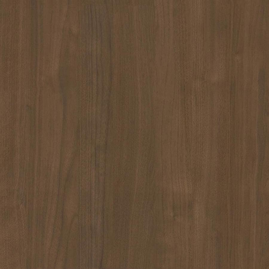 Wilsonart 48-in x 120-in Pinnacle Walnut Fine Velvet Texture Laminate Kitchen Countertop Sheet