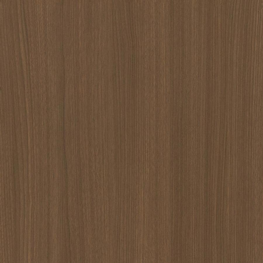 Wilsonart 48-in x 120-in Neowalnut Fine Velvet Texture Laminate Kitchen Countertop Sheet