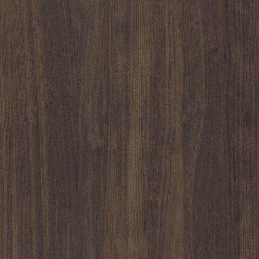 Wilsonart 36-in x 120-in Florence Walnut Fine Velvet Texture Laminate Kitchen Countertop Sheet