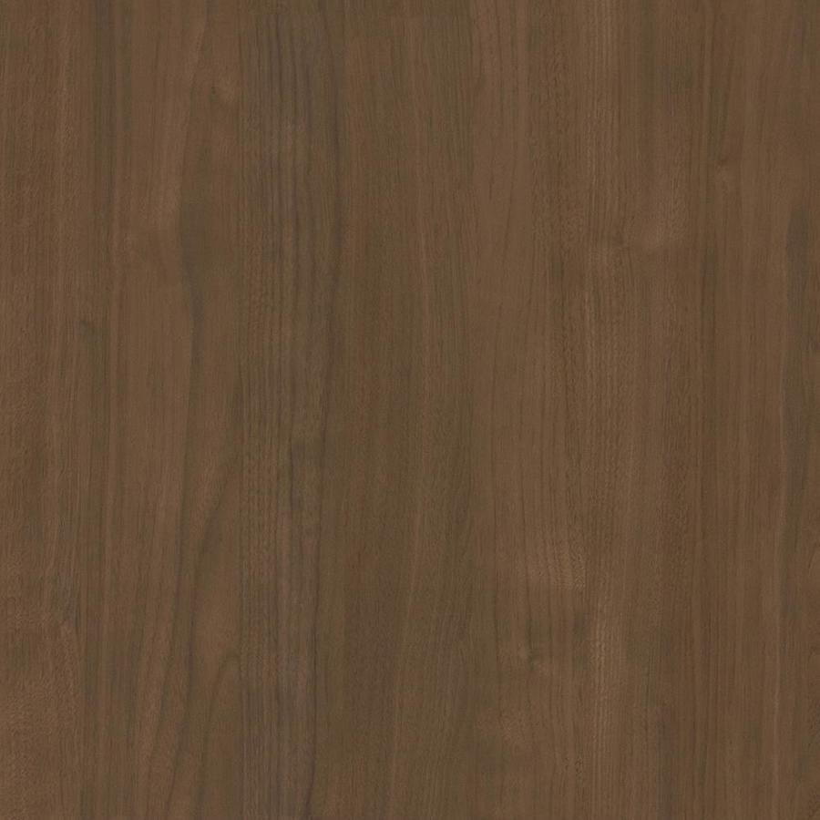 Wilsonart 36-in x 144-in Pinnacle Walnut Fine Velvet Texture Laminate Kitchen Countertop Sheet