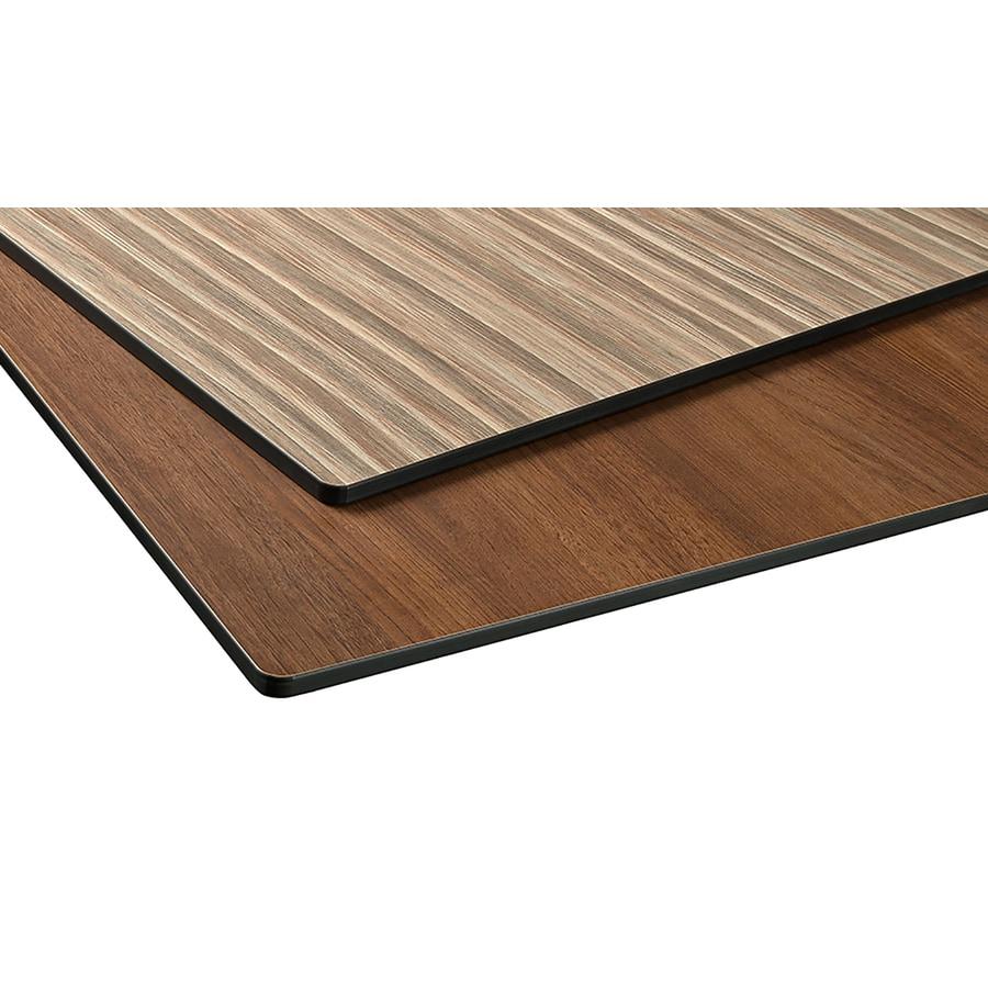 Wilsonart 6-ft Buka Bark and Lowell Ash Straight Laminate Kitchen Countertop