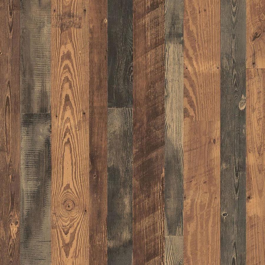 Wilsonart 48-in X 96-in Antique Bourbon Pine Laminate