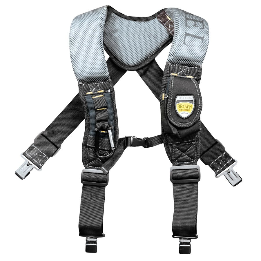Brown Bag Company One Size Fits All Ballistic Nylon Suspender
