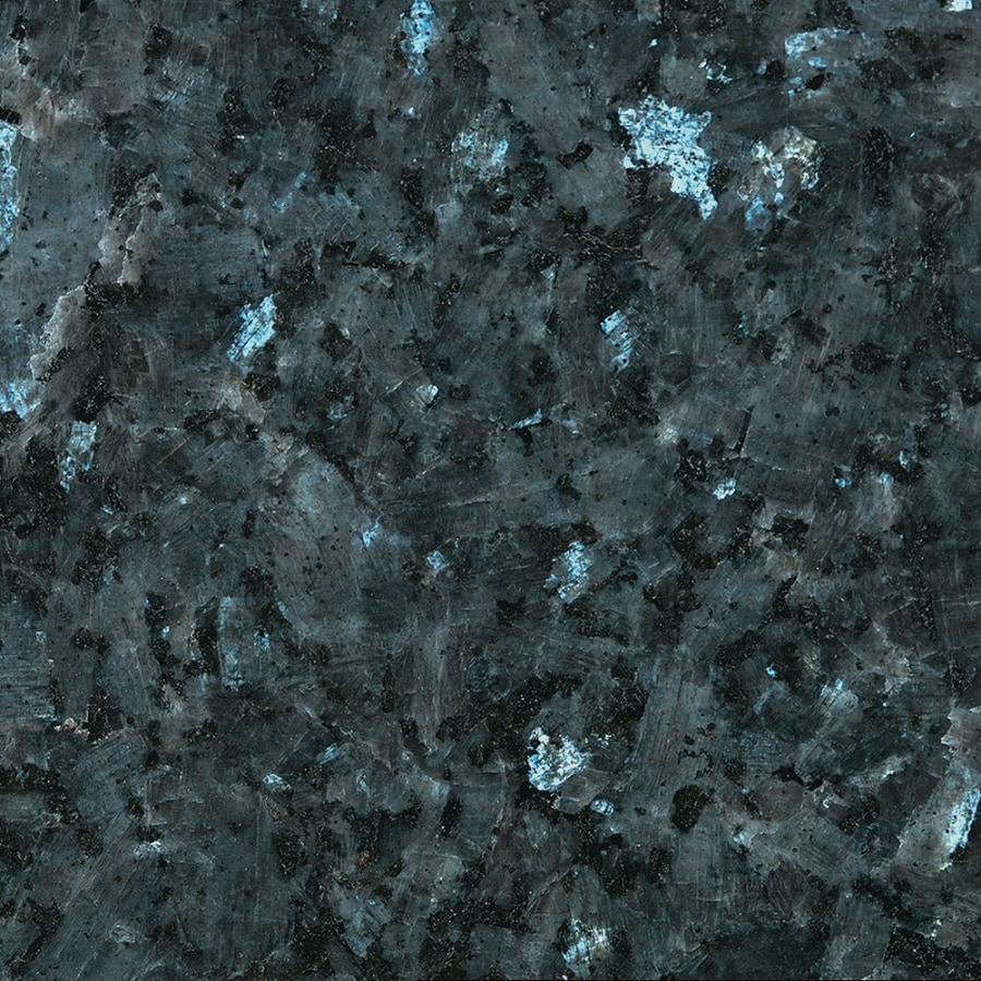 Bedrosians 12 In X 12 In Blue Granite Floor Tile At Lowes Com