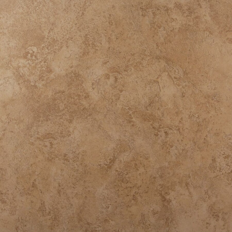 Bedrosians 20-in x 20-in Fantasia Beige Glazed Porcelain Floor Tile (Actuals 20-in x 20-in)