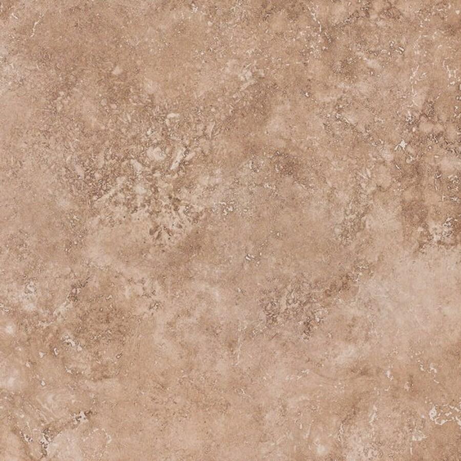 Bedrosians 6-Pack Roma Camel Glazed Porcelain Indoor/Outdoor Floor Tile (Common: 20-in x 20-in; Actual: 19.68-in x 19.68-in)