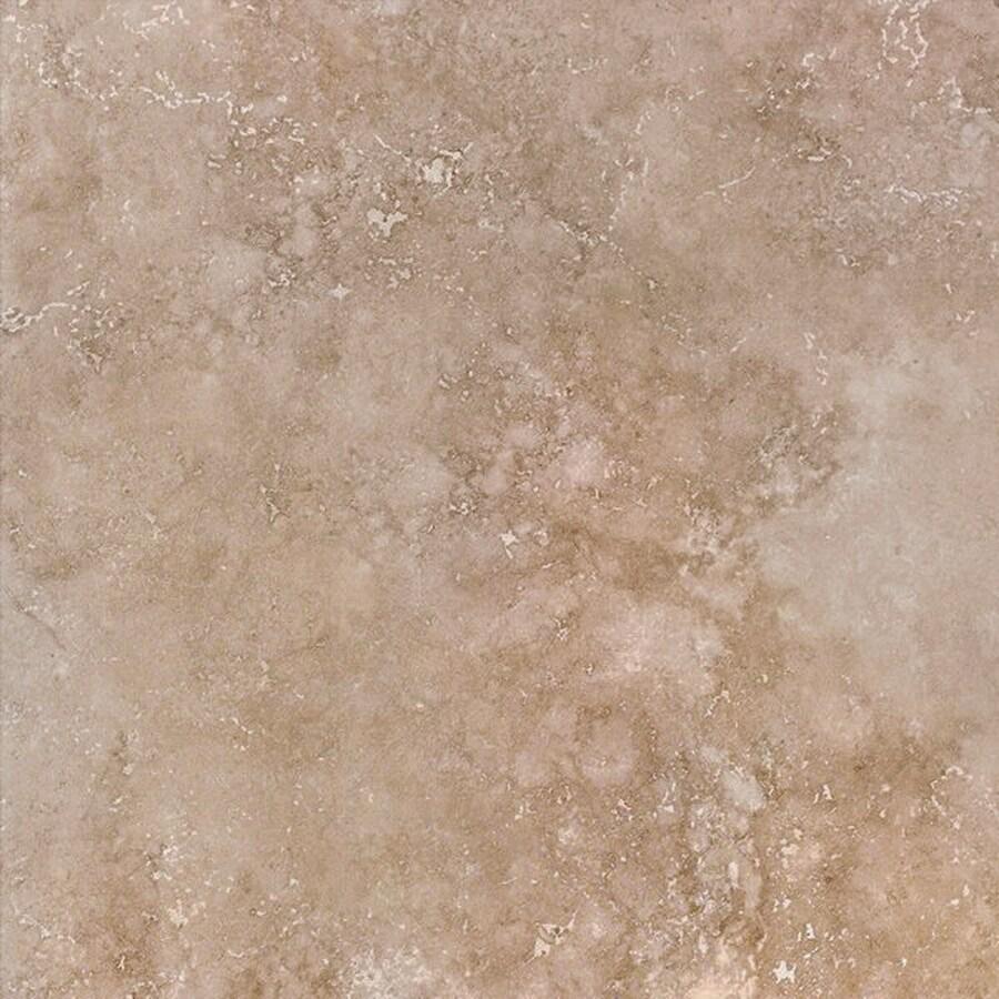 Bedrosians Roma Terra 6-Pack Beige Porcelain Floor Tile (Common: 20-in x 20-in; Actual: 19.68-in x 19.68-in)