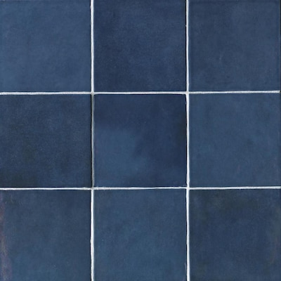 X 5 In Glossy Ceramic Wall Tile