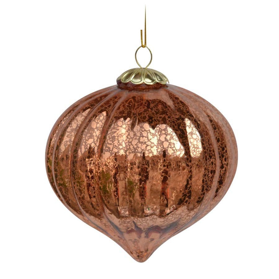 Holiday Living Gold Ornament Set