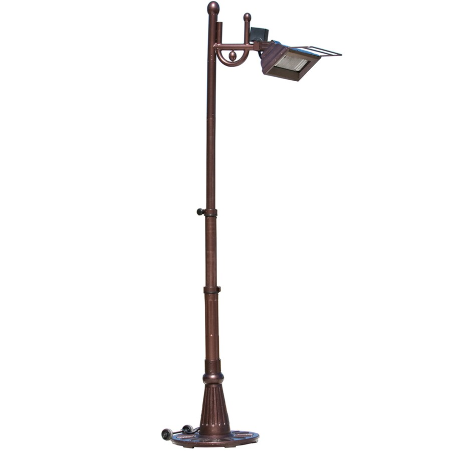 Fire Sense Pole Mounted Infrared Patio Heater