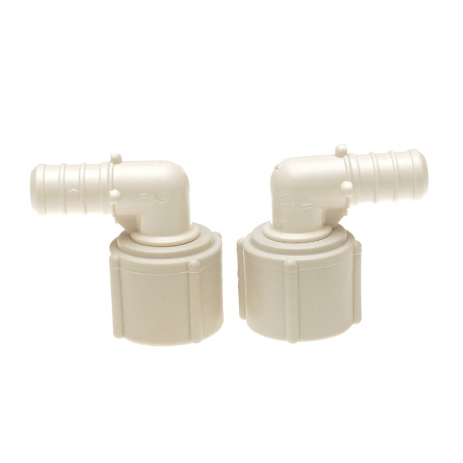 Apollo 2-Pack 1/2-in Dia PEX Adapter Compression Fitting