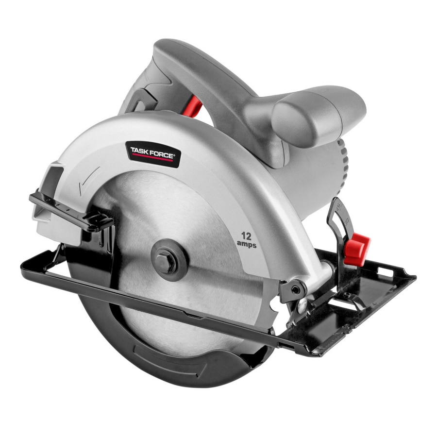 Task Force 12-Amps Corded Circular Saw
