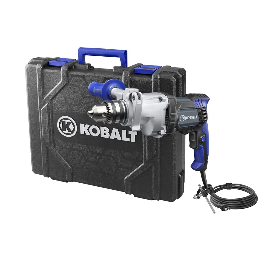Kobalt 10-Amp 1/2-in Corded Drill with Case