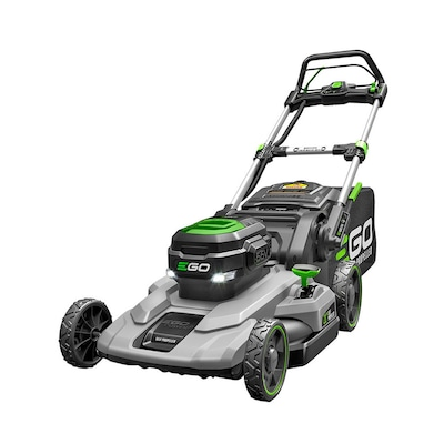 EGO POWER+ 56-Volt Lithium Ion Self-Propelled 21-in Cordless Electric Lawn Mower (Battery Included)