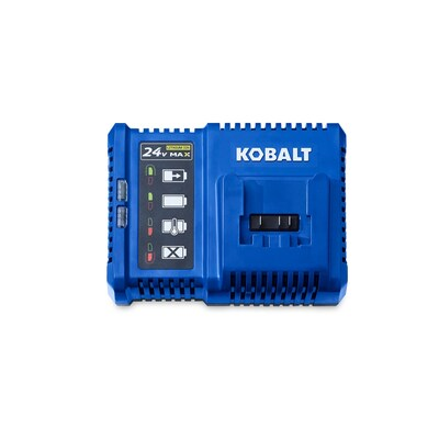 Kobalt 24-Volt Max Power Tool Battery Charger at Lowes com