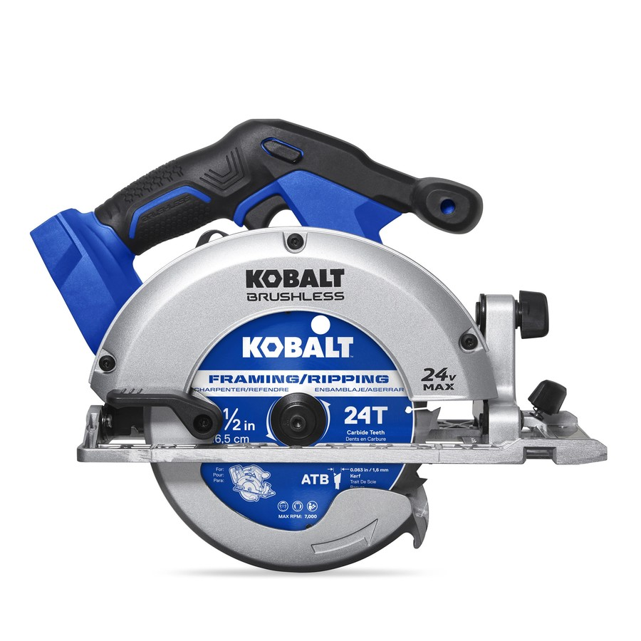 Shop kobalt 24 volt max 6 12 in cordless circular saw with brake kobalt 24 volt max 6 12 in cordless circular saw with keyboard keysfo Gallery