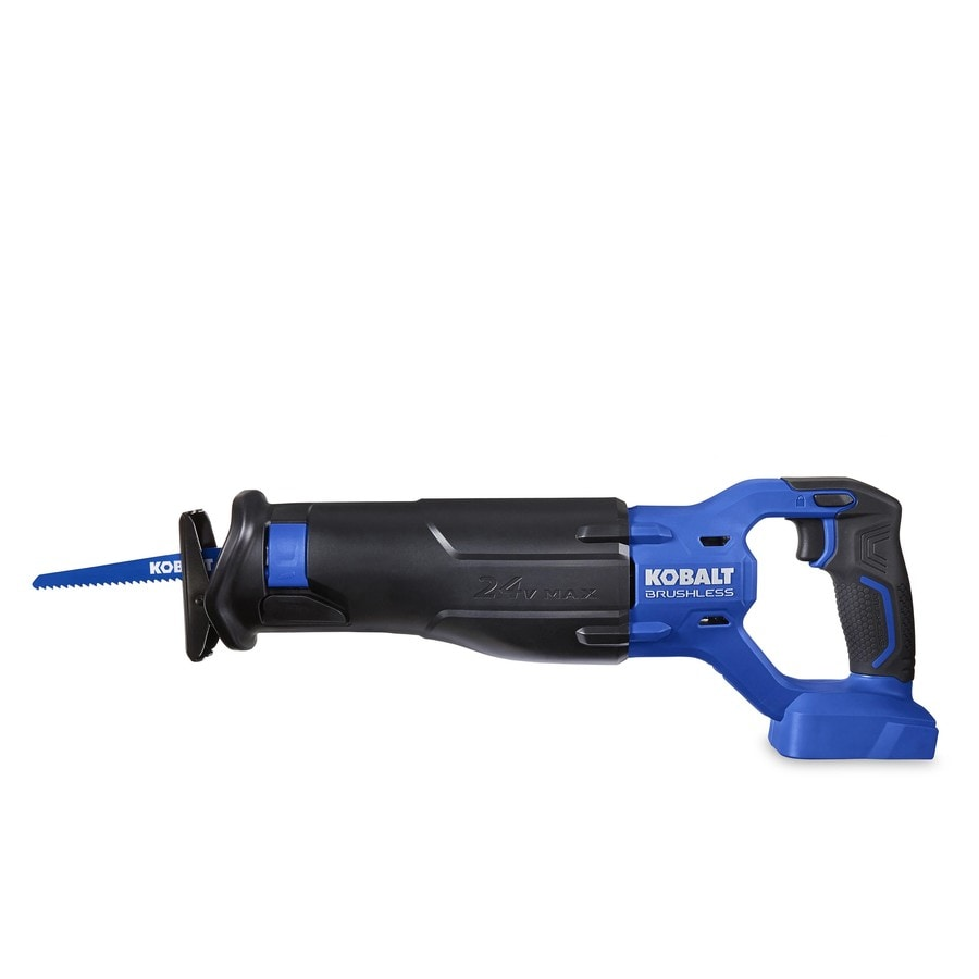 Kobalt 24-Volt Variable Speed Cordless Reciprocating Saw (Bare Tool)