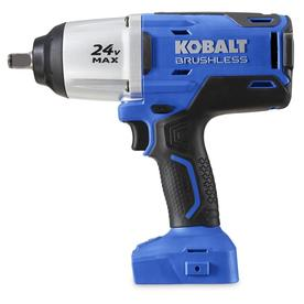 Kobalt 24-Volt Max 1/2-in Drive Cordless Impact Wrench (Bare Tool Only)