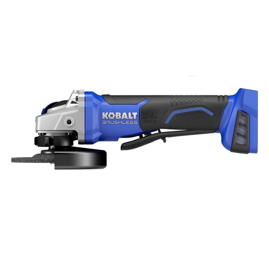 Kobalt 5-in 24-Volt Max-Volt Cordless Angle Grinder (Bare Tool Only)