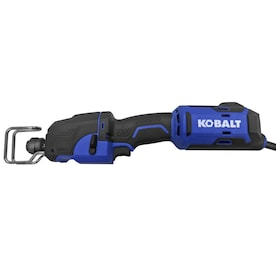 Kobalt 6-Amp Keyless Variable Speed Corded Reciprocating Saw with Bag