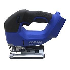 Kobalt 24-Volt Max Brushless Variable Speed Keyless Cordless Jigsaw (Battery Not Included)