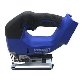 Kobalt 24-Volt Max Variable Speed Keyless Brushless Cordless Jigsaw (Bare Tool)
