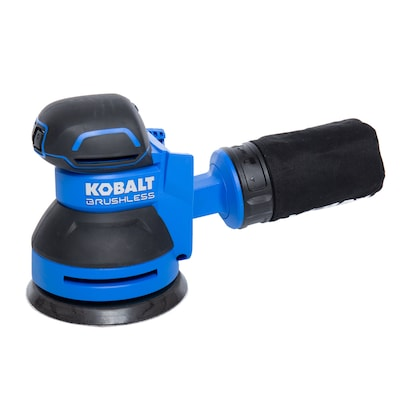 Kobalt Brushless 24-Volt Cordless Random Orbital Sander at