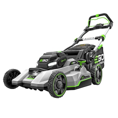EGO POWER+ 56-Volt Brushless Lithium Ion Self-Propelled 21-in Cordless Electric Lawn Mower (Battery Included)
