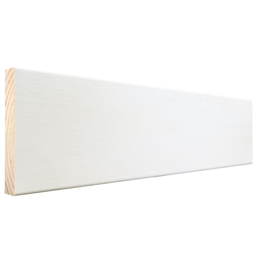 Armour Wood (Common: 1-in x 5-in x 12-ft; Actual: 0.75-in x 4.5-in x 12-ft) Pressure Treated Primed Spruce Pine Fir Board