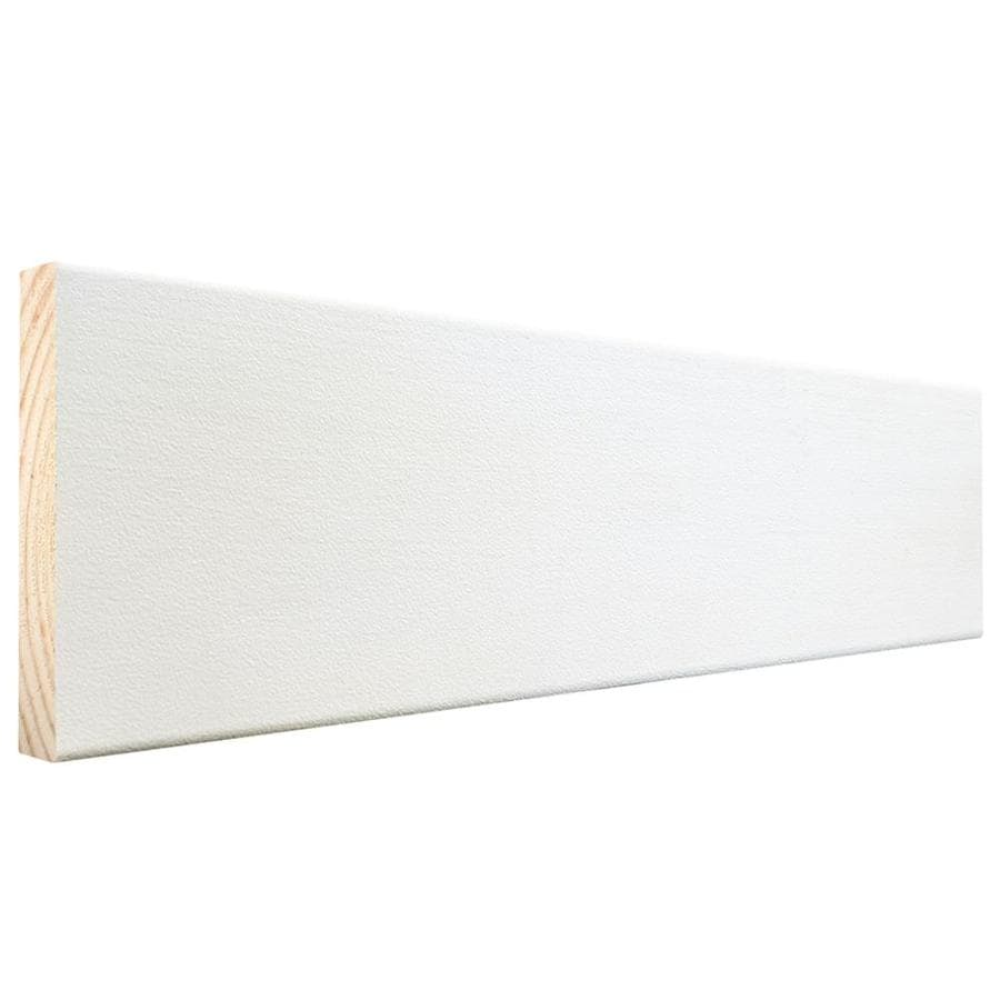 Armour Wood (Common: 1-in x 5-in x 16-ft; Actual: 0.75-in x 4.5-in x 16-ft) Finger Joint Pressure Treated Primed Spruce Pine Fir Board