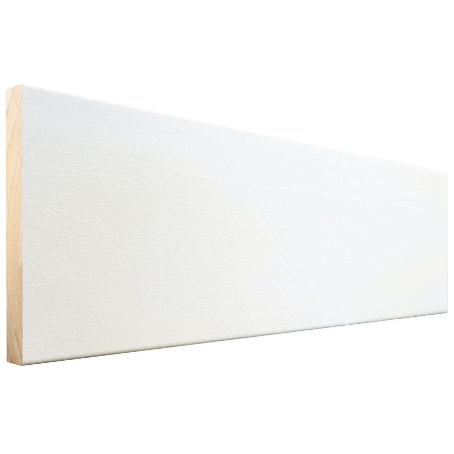 Armour Wood (Common: 1-in x 6-in x 12-ft; Actual: 0.75-in x 5.5-in x 12-ft) Radius Edge Pressure Treated Primed Spruce Pine Fir Board