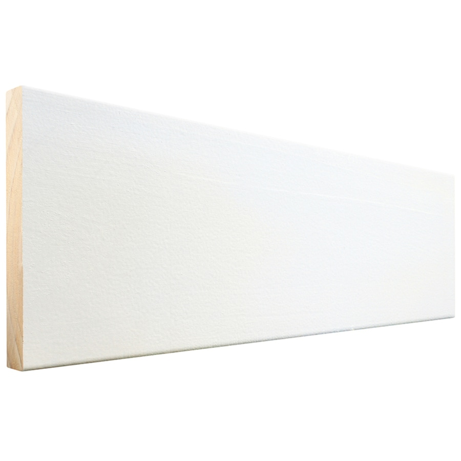 Armour Wood (Common: 1-in x 6-in x 16-ft; Actual: 0.75-in x 5.5-in x 16-ft) Finger-Joint Pressure Treated Primed Spruce/Pine-fir Board