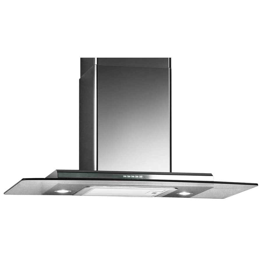 Arda Ducted Wall-Mounted Range Hood (Stainless-Steel) (Common: 30-in; Actual 29.9-in)