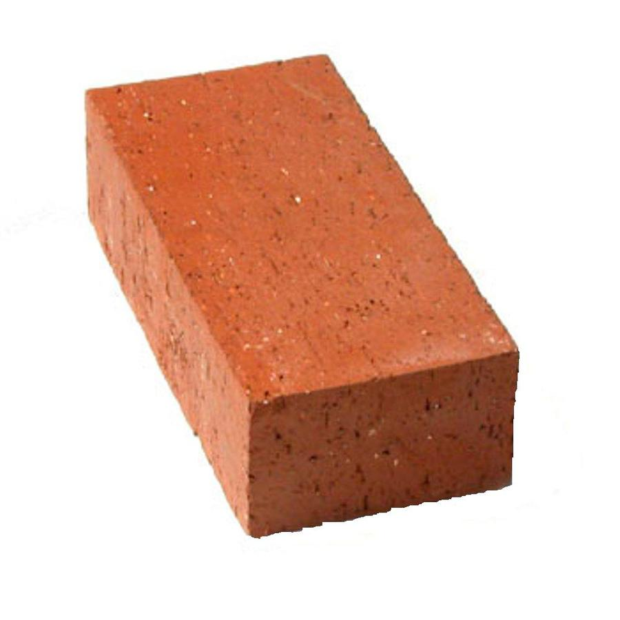 Shop pacific clay common full red clay standard brick at for Brick house construction cost