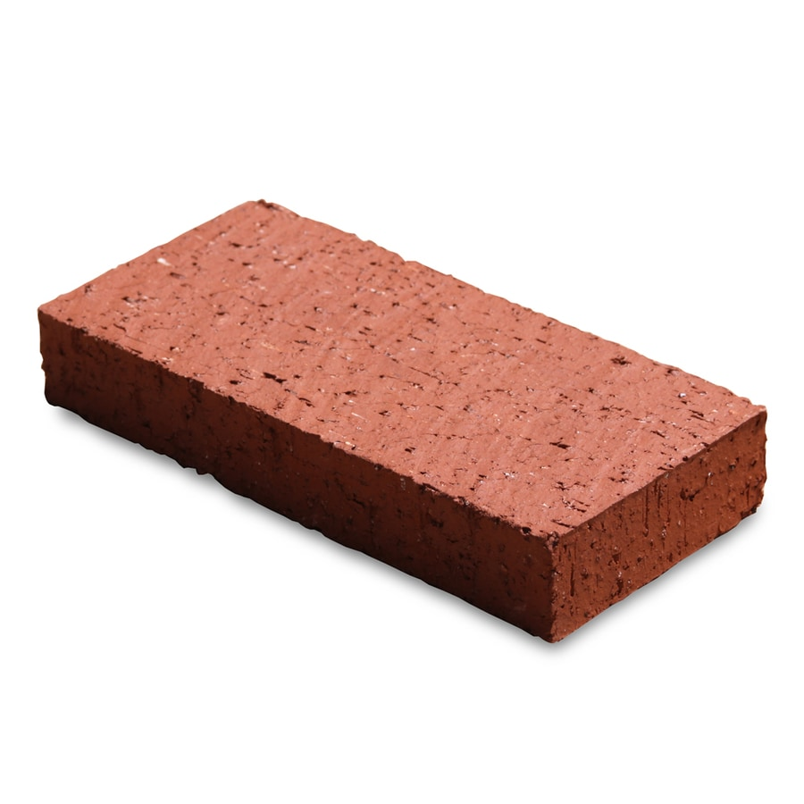 Pacific Clay Common Split Red Clay Standard Brick