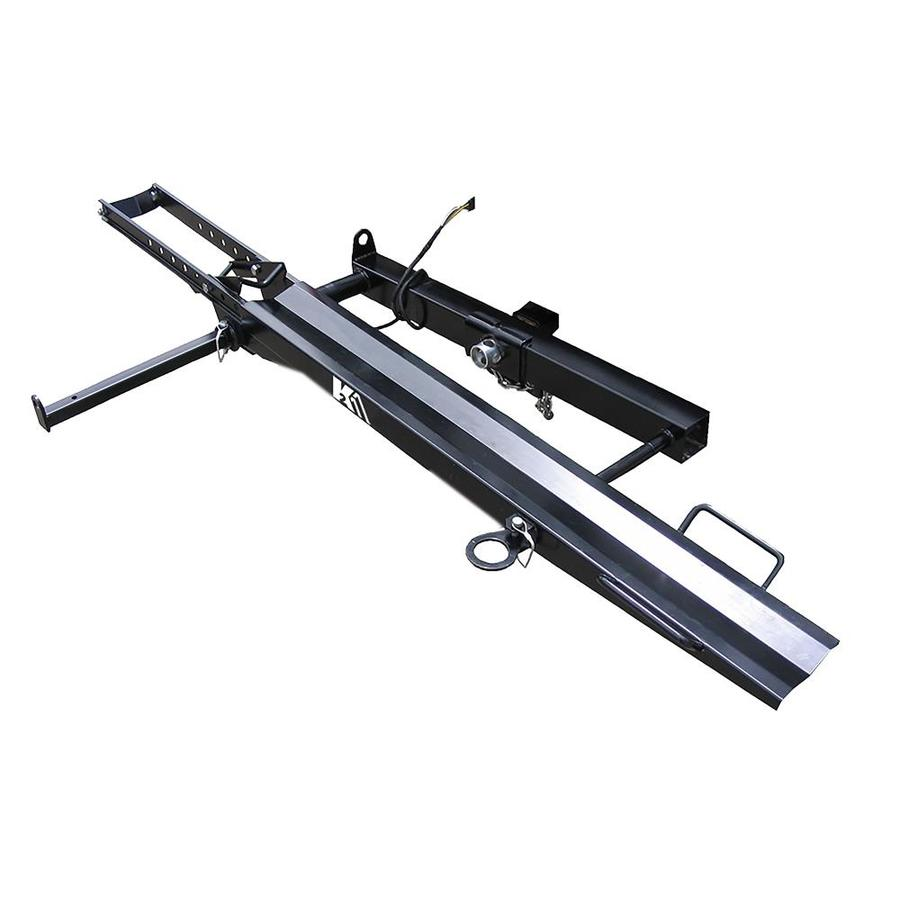 Detail K2 Hitch Mounted Motorcycle Carrier At Lowes Com