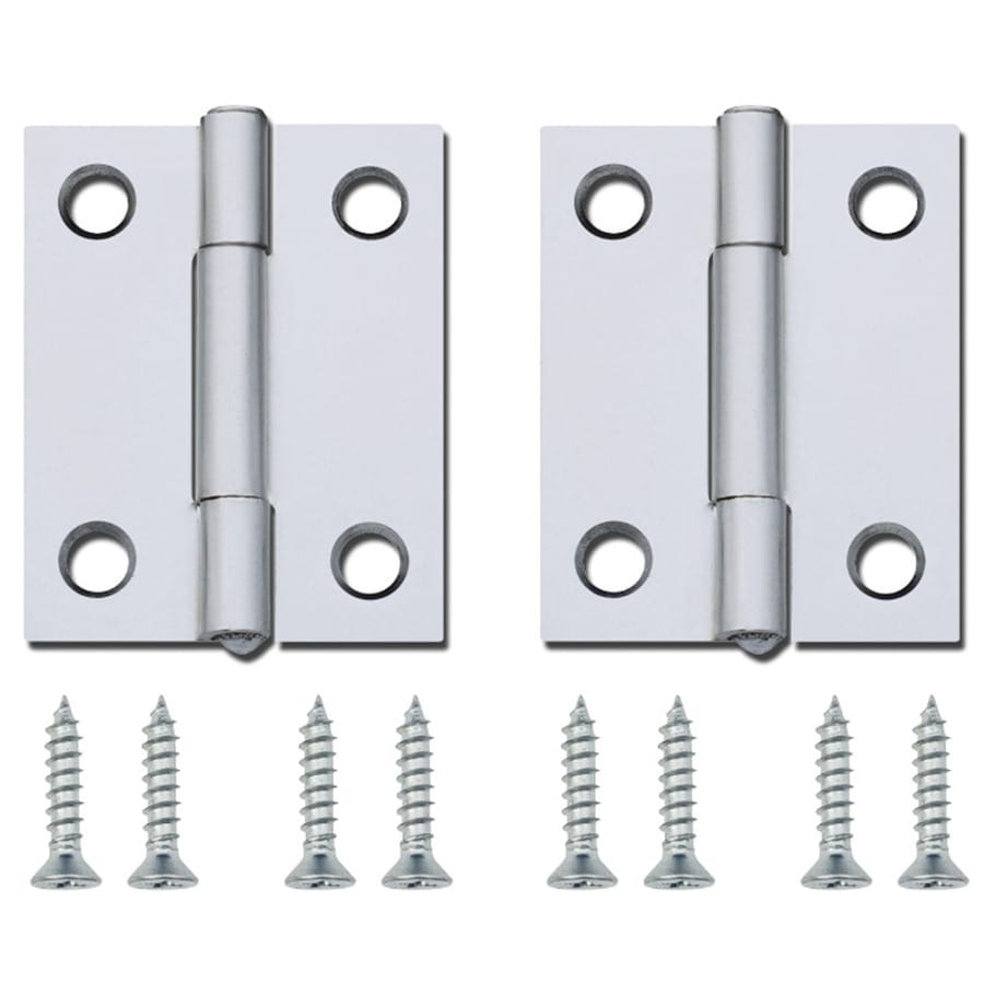 Gatehouse Zinc-Plated Door Hinge