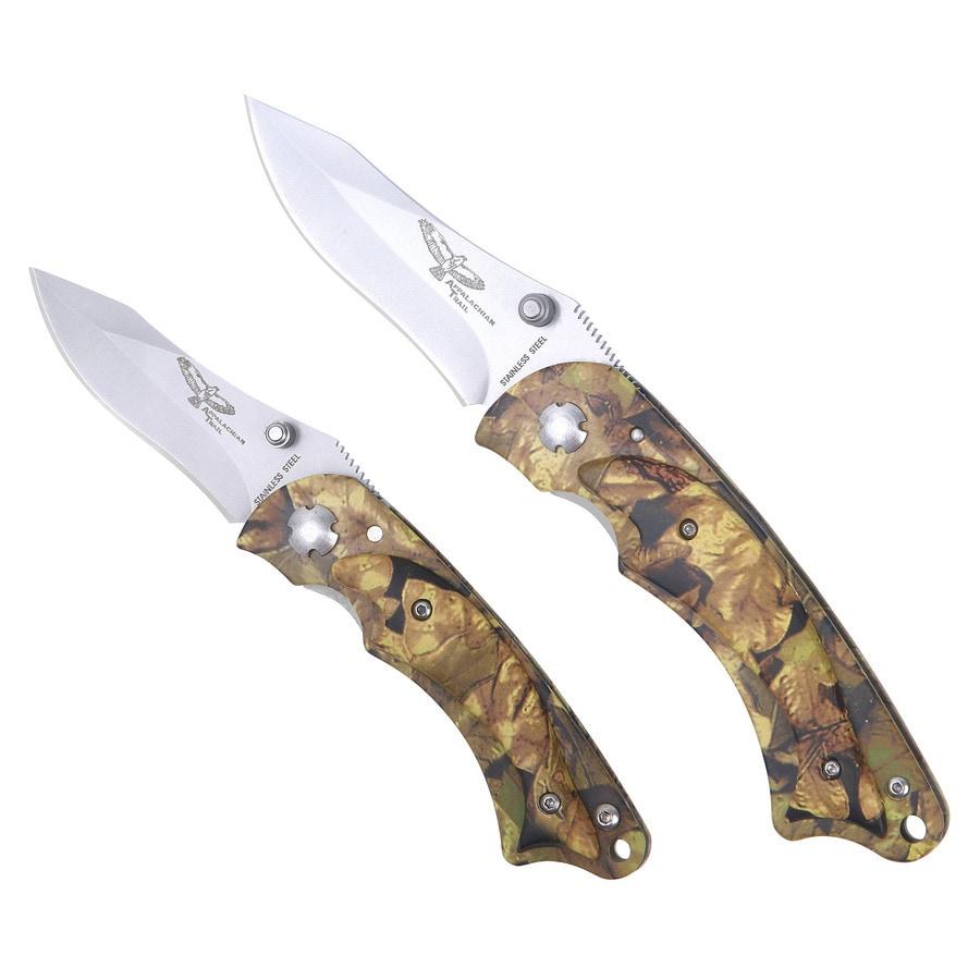 Appalachian Trail 3-in Stainless Steel Folded Pocket Knife