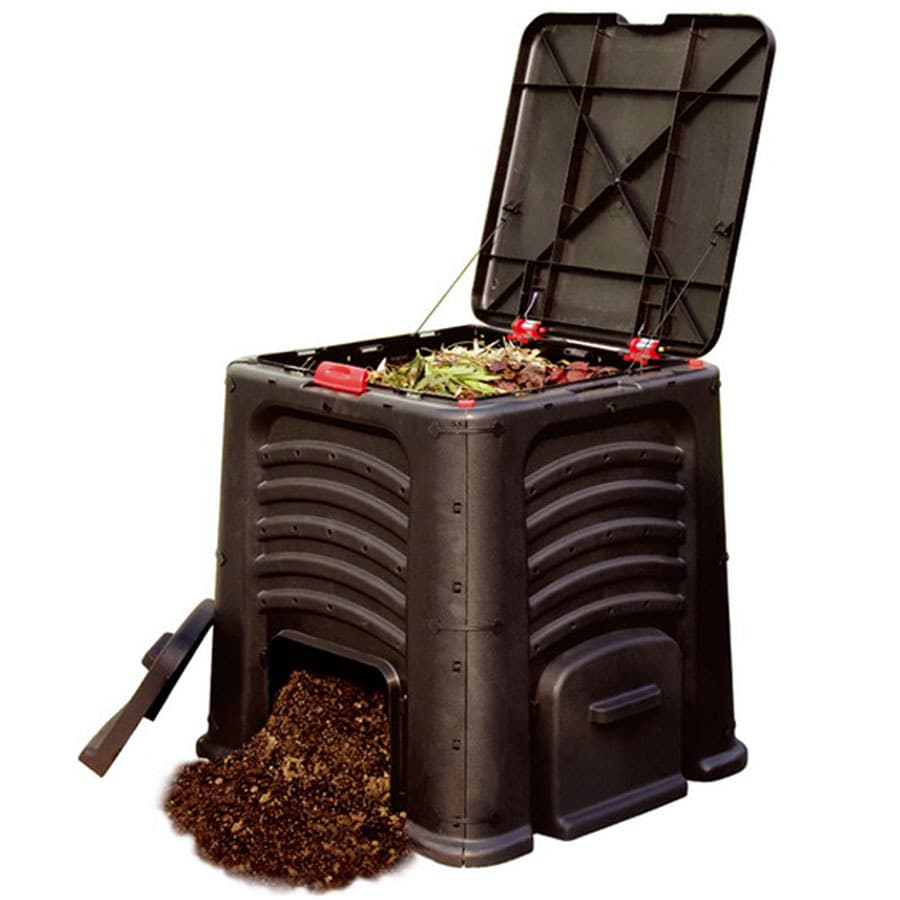garden plus compost bin at lowes com