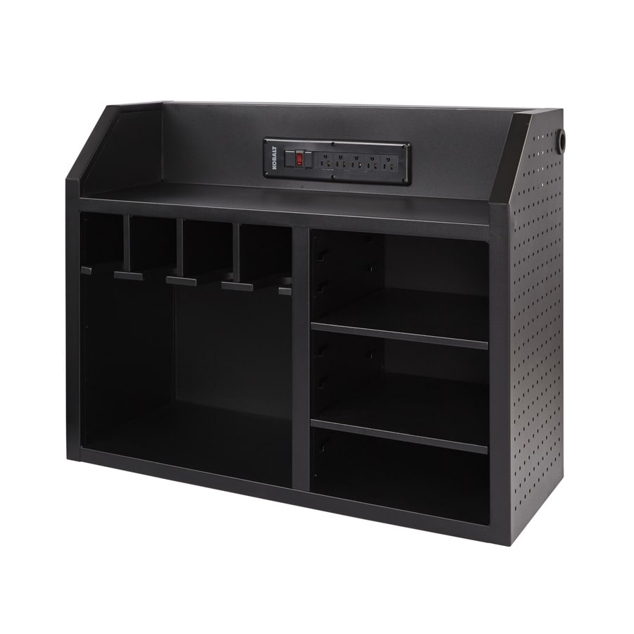 Shop Kobalt 24-in x 30-in Steel Tool Chest (Black) at Lowes.com