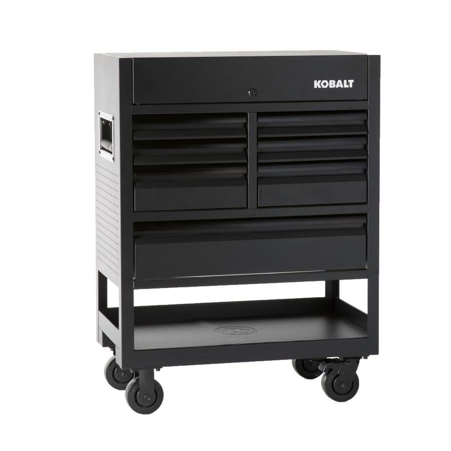 7 Drawer Steel Rolling Tool Cabinet