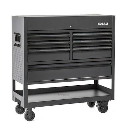 Kobalt 3000 45-in W x 47-in H 7-Drawer Steel Rolling Tool