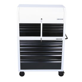 Kobalt 41-in W x 63.4-in H 12 Ball-bearing Steel Tool Chest Combo Multiple Colors/Finishes)