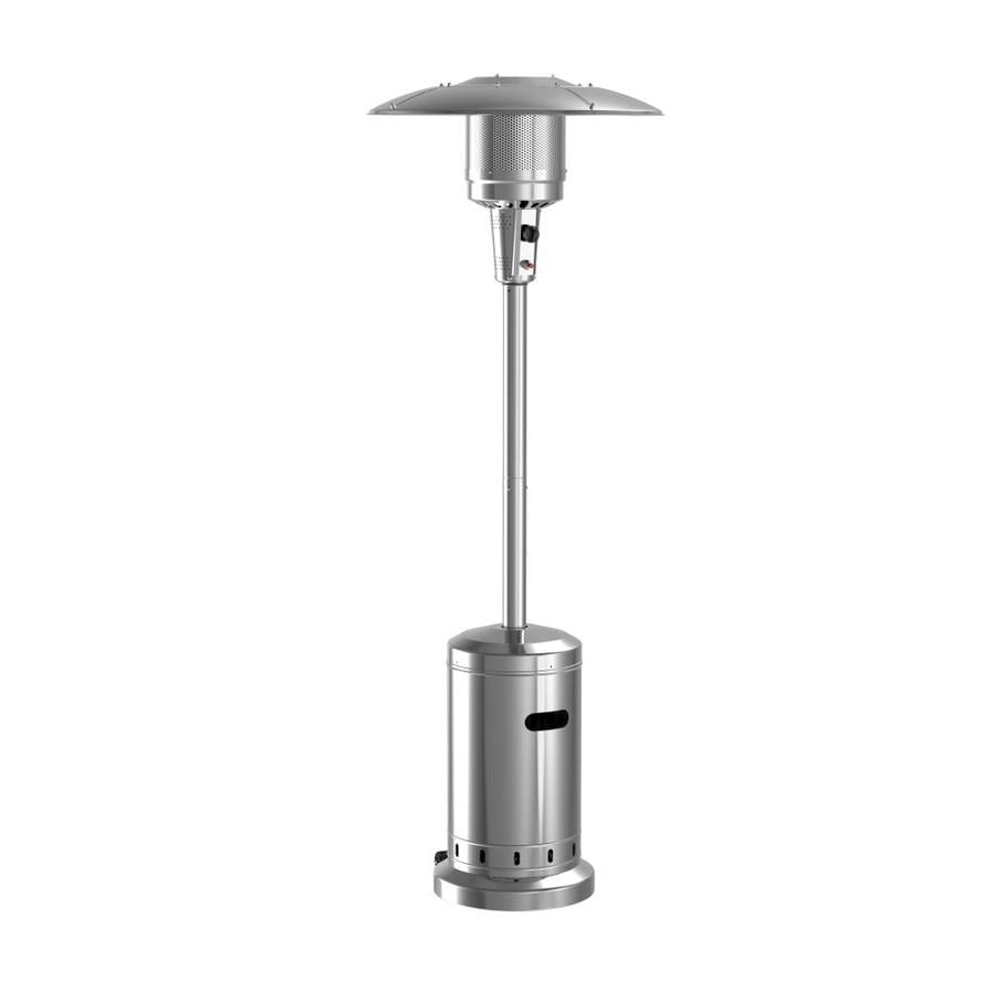 Style Selections Gas Patio Heater In The Gas Patio Heaters Department At Lowes Com
