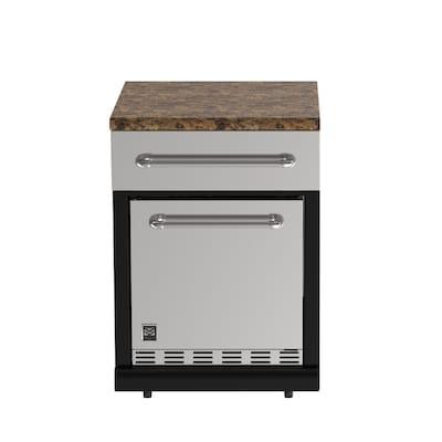 Modular Outdoor Kitchen BG179B Modular Refrigerator