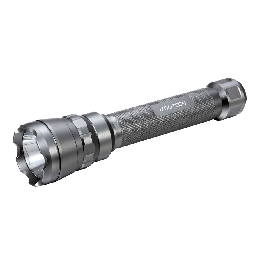 Utilitech 500 Lumens Led Handheld Battery Flashlight