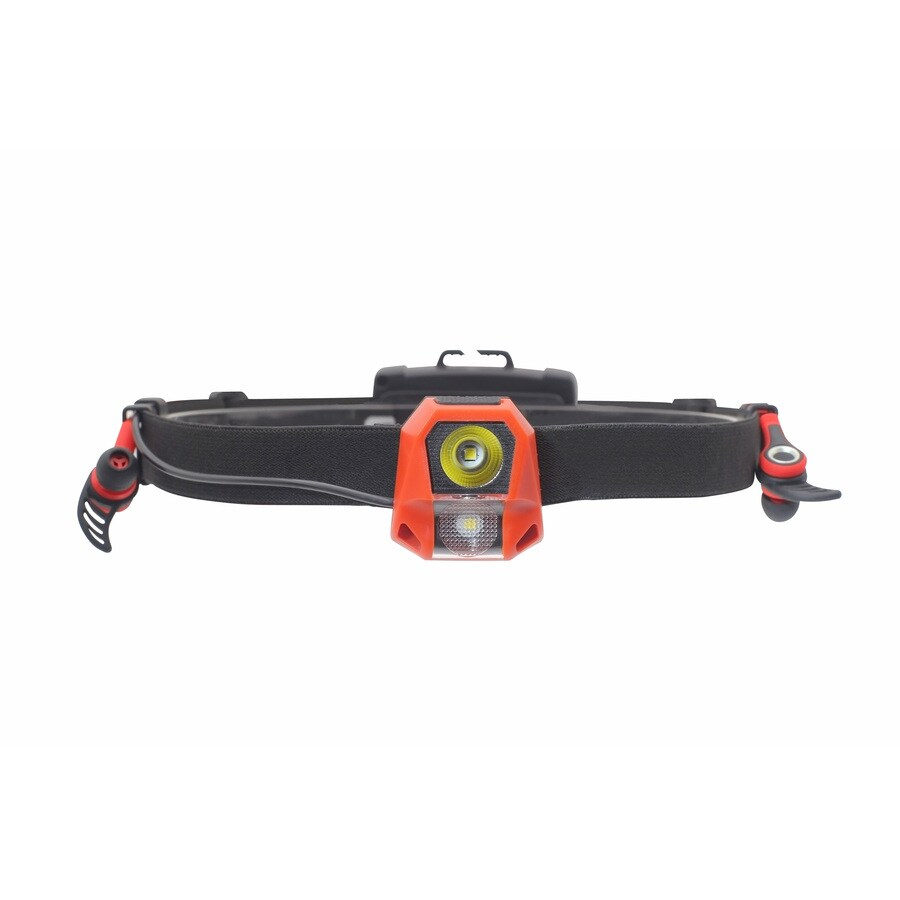 Shop Utilitech 200 Lumen Led Headlamp Rechargeable Battery